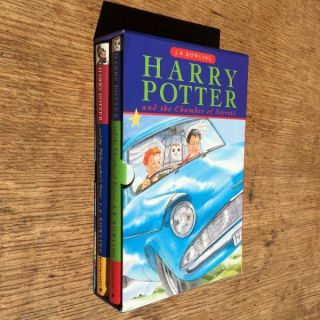 The Harry Potter Gift Set. Harry Potter and The Philosopher's Stone [with] Harry Potter and The Chamber of Secrets.