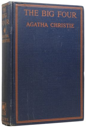 The Big Four. Agatha CHRISTIE, Dame