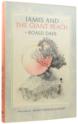 James And The Giant Peach. A Children's Story. Roald DAHL, Nancy Ekholm BURKERT
