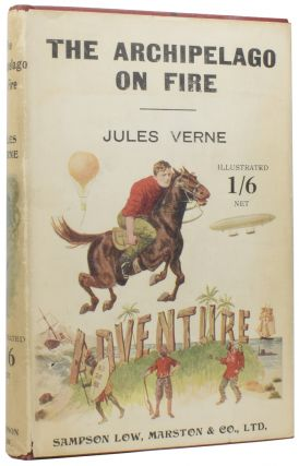 The Archipelago On Fire. Jules VERNE, Gabriel