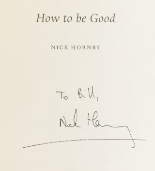 How to Be Good.