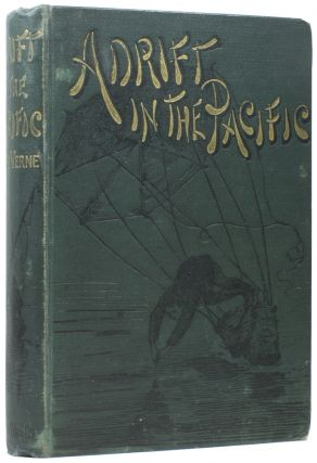 Adrift in The Pacific. Jules VERNE, Gabriel, Léon BENETT