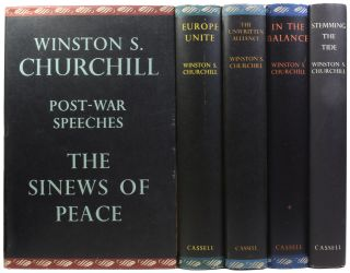 Post-War Speeches, 1945-1959. The Sinews of Peace; Europe Unite; In the Balance; Stemming the...