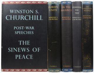 Post-War Speeches, 1945-1959. The Sinews of Peace; Europe Unite; In the Balance; Stemming the Tide; The Unwritten Alliance.