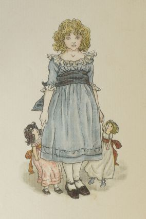 The Queen of the Pirate Isle. Illustrated by Kate Greenaway.
