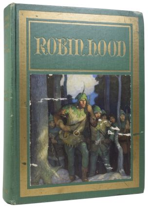 Robin Hood. Paul CRESWICK, N. C. WYETH