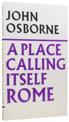 A Place Calling Itself Rome.