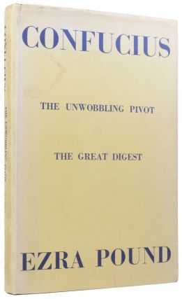 The Great Digest & The Unwobbling Pivot. Stone Text from rubbings supplied by William Hawley....