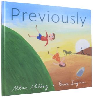 Previously. Allan AHLBERG, born 1938, Bruce INGMAN