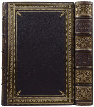 Poems: by William Cowper. William COWPER, Rev. Thomas DALE, John GILBERT, J. Orrin SMITH, engraver