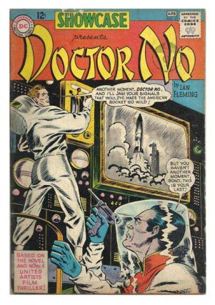 Showcase presents Doctor No. Ian Lancaster FLEMING