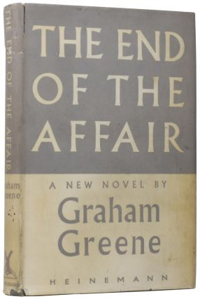 The End of the Affair. Graham GREENE