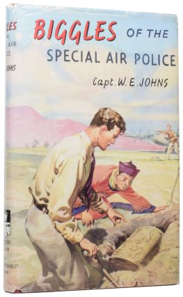 Biggles of the Special Air Police. The Kingston Library. Captain W. E. JOHNS