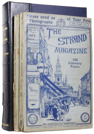 The Mystery of J.H. Farrer [in] The Strand Magazine. Volume 40; numbers 238 and 239. E. Temple...