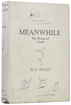 Meanwhile. The Picture of a Lady. H. G. WELLS, Herbert George