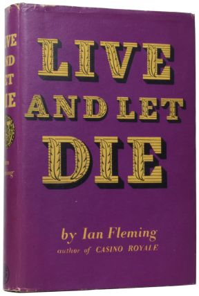 Live and Let Die (a James Bond novel