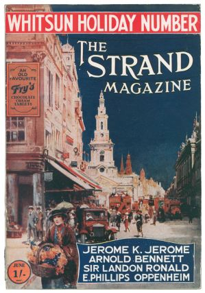 The Land of Mist [in] The Strand Magazine. Volumes 69, 70 and 71, numbers 414 to 423. Arthur...