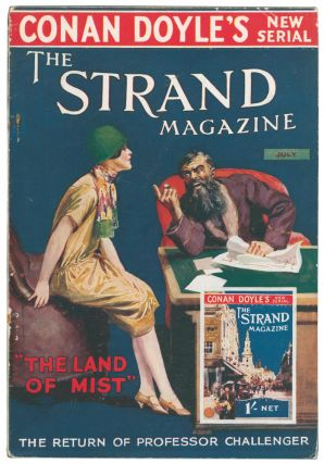 The Land of Mist [in] The Strand Magazine. Volumes 69, 70 and 71, numbers 414 to 423.