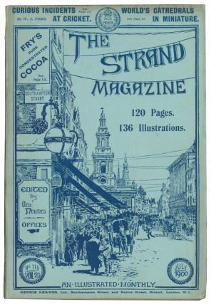 The Brass Bottle [in] The Strand Magazine. Volumes 19 and 20; numbers 109 to 117.