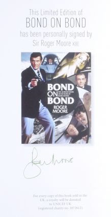 Bond On Bond. The Ultimate Book on 50 Years of Bond Movies.